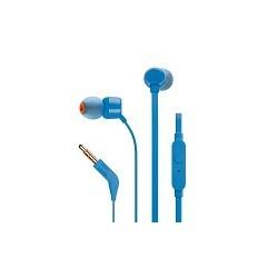 Audifonos Manos Libres Jbl T110 Azul