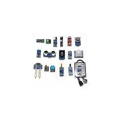 Kit 16 Sensores Arduino Raspberry Sr-04 Sr-501 Higrometro DHT11 Fotosensible