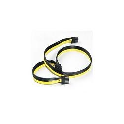 Cable Modular PSU PCI-E 6 Pin a Dual 8 Pin 6+2 Fuente de Poder