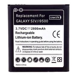 Bateria para Samsung Galaxy S4 i9500 i9505 SIV 5.800mAh