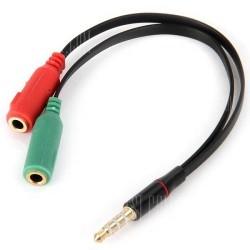 Cable Adaptador 3,5mm Audio...