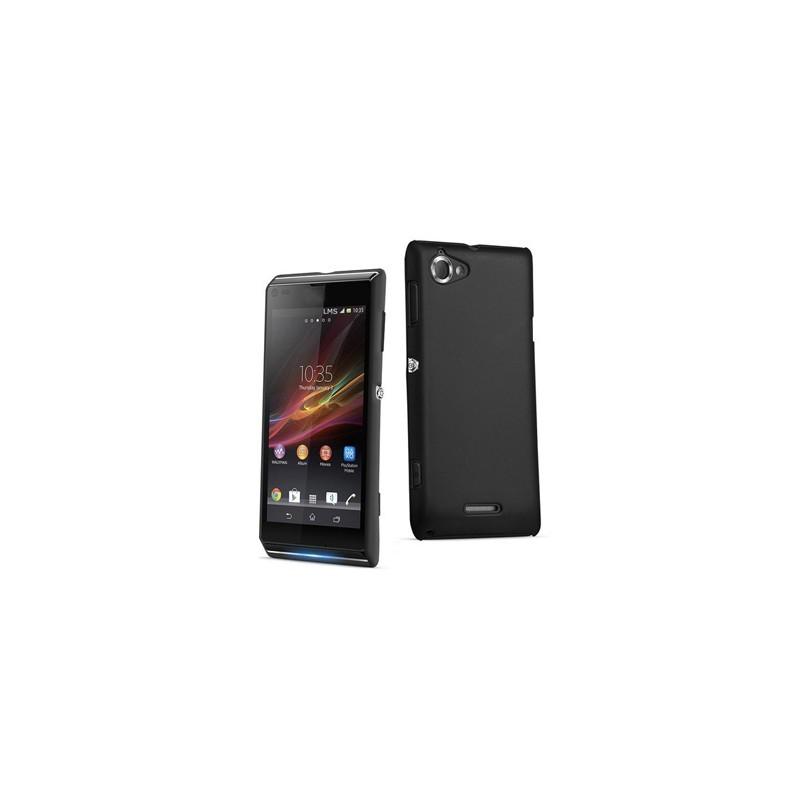 Carcasa Case Rigido Policarbonato para Sony Xperia L S36h
