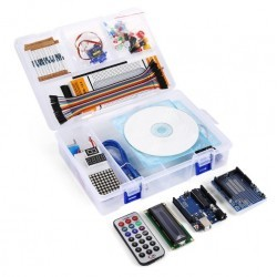 Kit Starter Para Arduino...