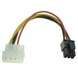 Cable Molex 4 Pin A Pci-e 6...