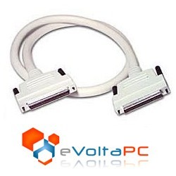 Cable SCSI-3 68 Pines SCSI-3 HD
