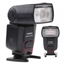 Flash Yongnuo Speedlite YN560-II Pantalla LCD para Canon Nikon