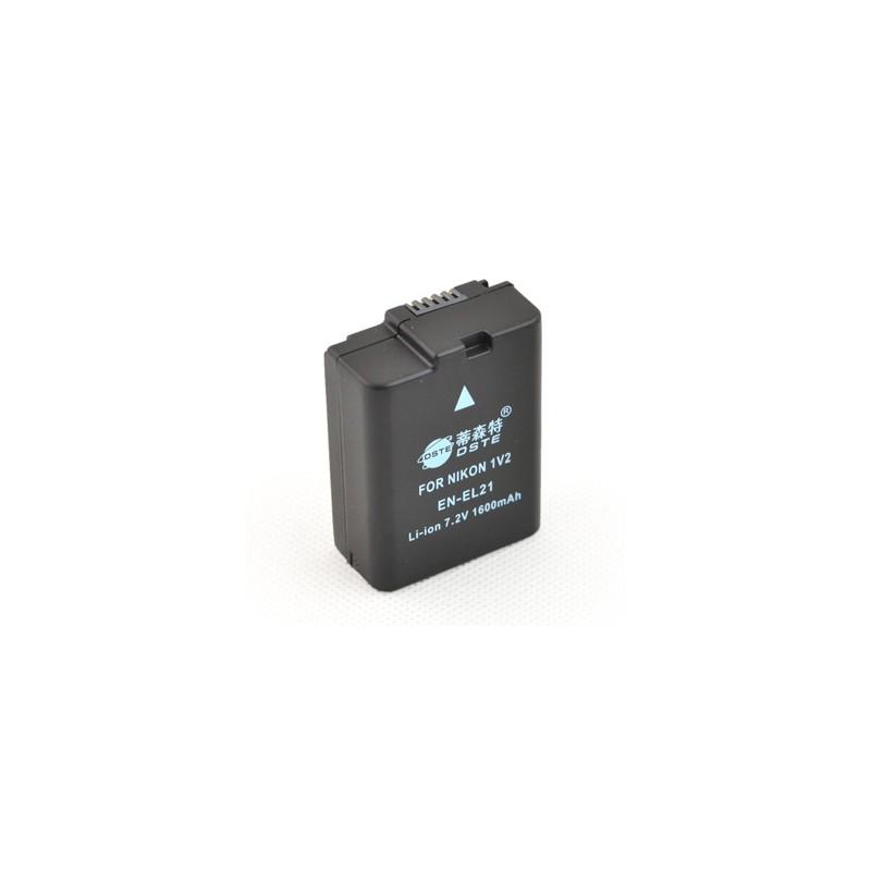 Batería DSTE Reemplaza Nikon EN-EL21 para Nikon 1 V2