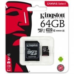 Tarjeta Micro SD 64GB...