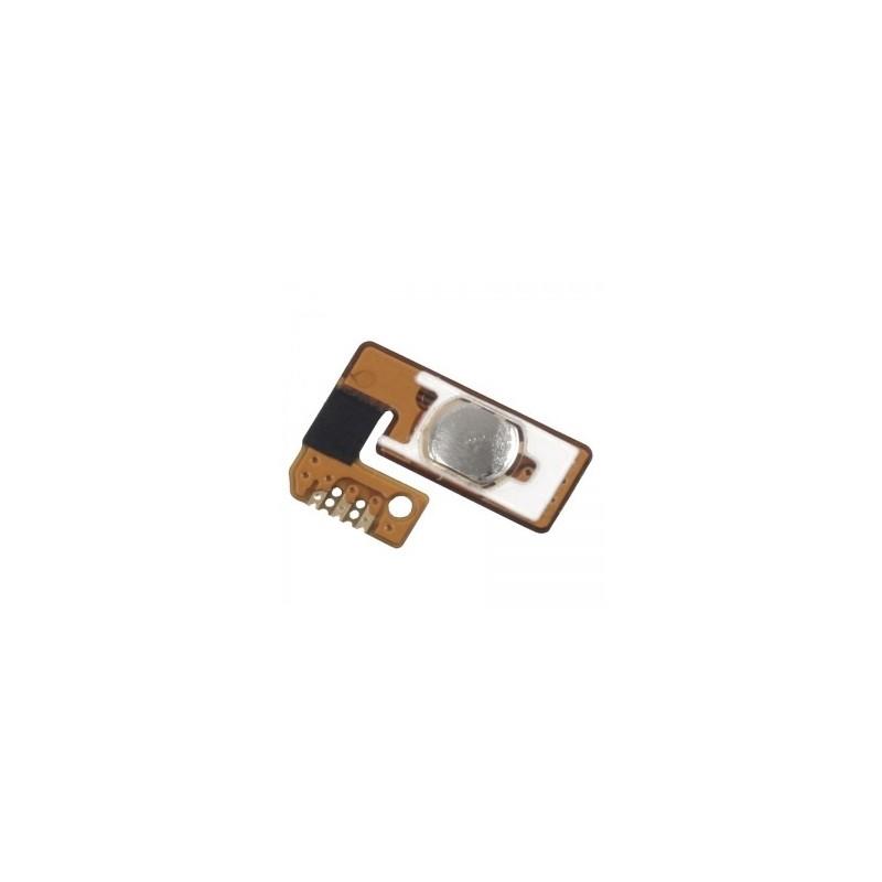 Flex de Boton de Encendido Samsung Galaxy S2 I9100