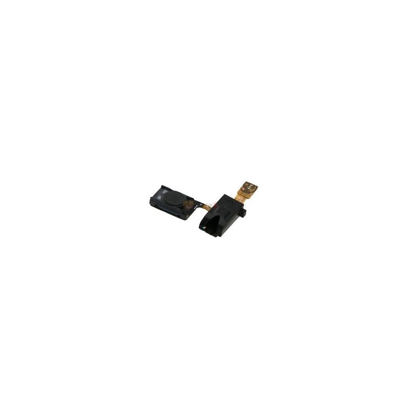 Flex De Auricular Y Jack De Audífonos Samsung Galaxy Note N7000