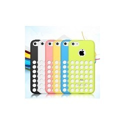 Protector De Silicona Para Iphone 5c Funda Colores