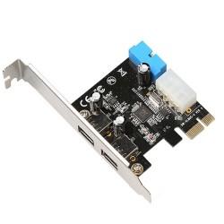 Tarjeta PCI-E  2 USB 3.0...