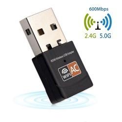 Adaptador USB Red WIFI Dual...