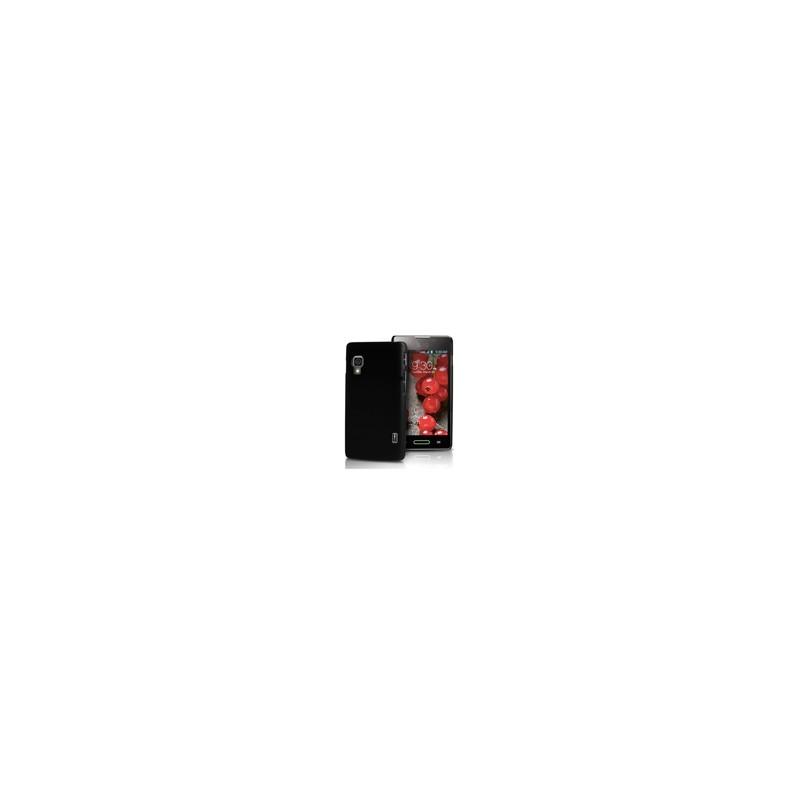 Carcasa Case Rigido Policarbonato para LG Optimus L5 II E460