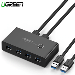Hub Switcher USB 3.0 Dual...