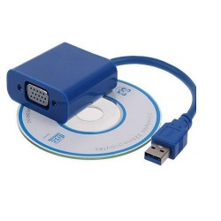 Adaptador De Video Usb 3.0...