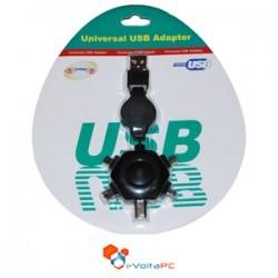 Adaptador USB Universal 5 en 1