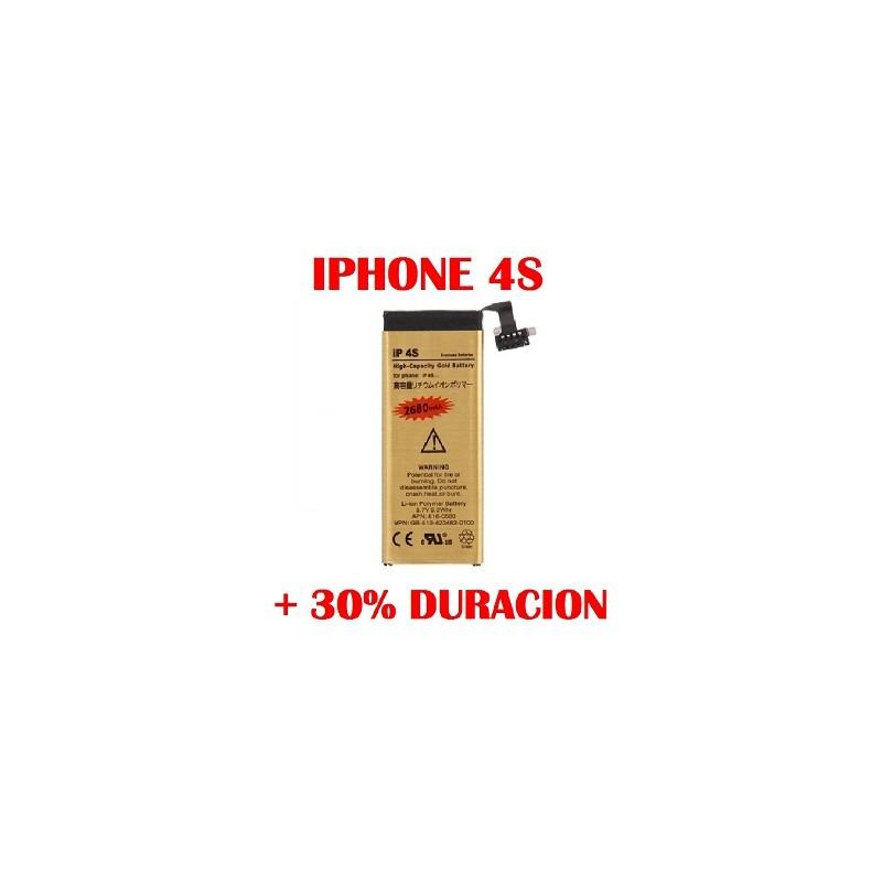 Bateria Repuesto Alta Capacidad 2680mah iPhone 4s