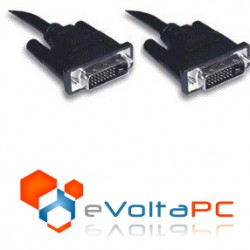 Cable DVI a DVI Macho