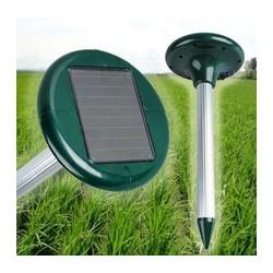 Repelente Solar Para Roedores Plagas Ratones