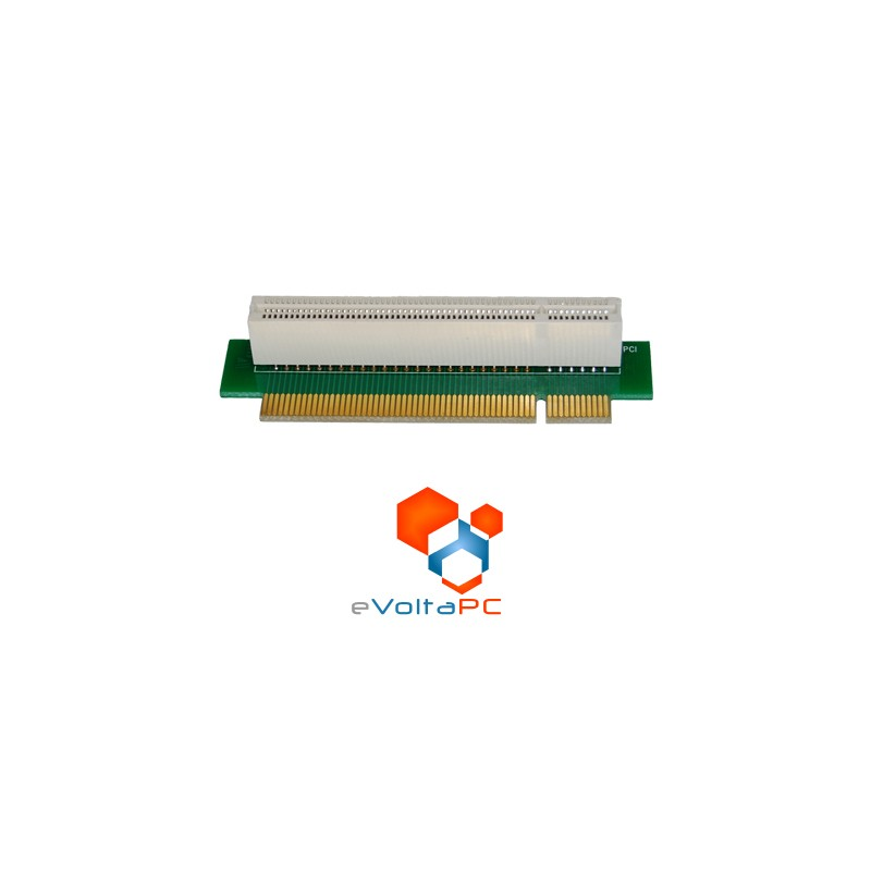 Tarjeta Adaptador Cambio Dirección Slot PCI