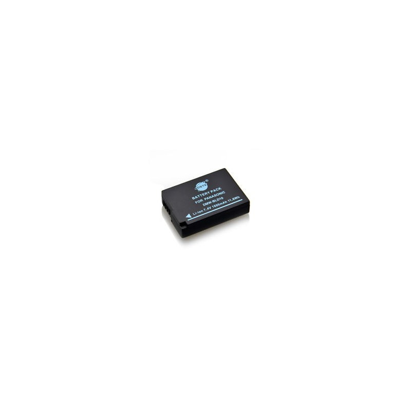 Bateria Dste Reemplaza Panasonic DMW-BLD10 Lumix GF2 G3 GX1