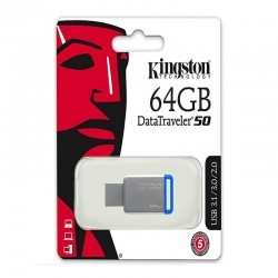 Pendrive Kingston 64gb Usb...