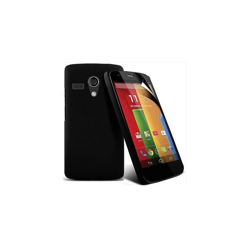 Carcasa Case Rigido Policarbonato Para Motorola Moto G