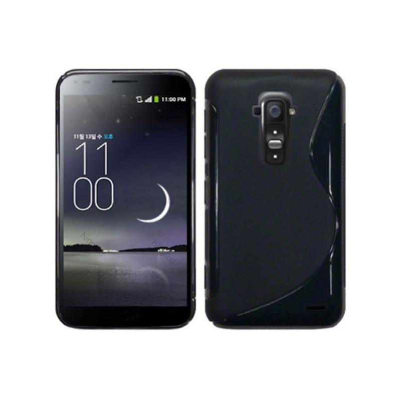 Carcasa Case Silicona Gel Tpu Para LG Flex