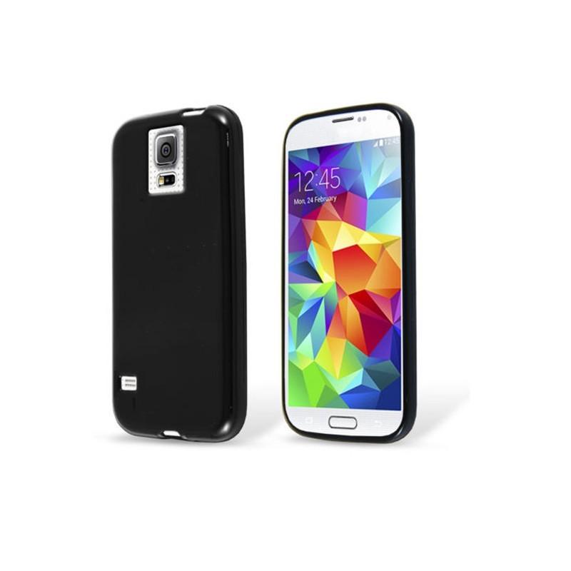 Carcasa Case Silicona Gel Tpu Para Samsung S5 i9600