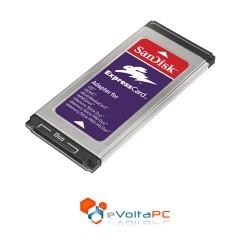 Adaptador Multilector de Tarjetas ExpressCard™ Sandisk