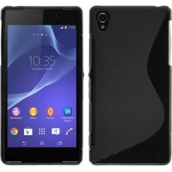 Carcasa Case Silicona Gel Tpu Para Sony Xperia Z2
