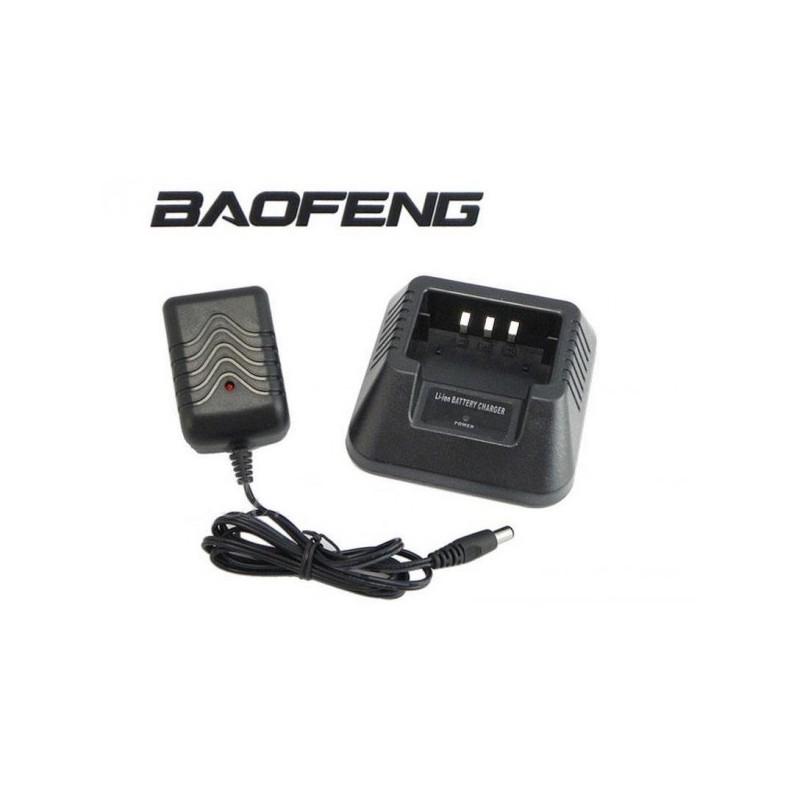 Cargador Para Radio Portátil Baofeng Series Uv-5r