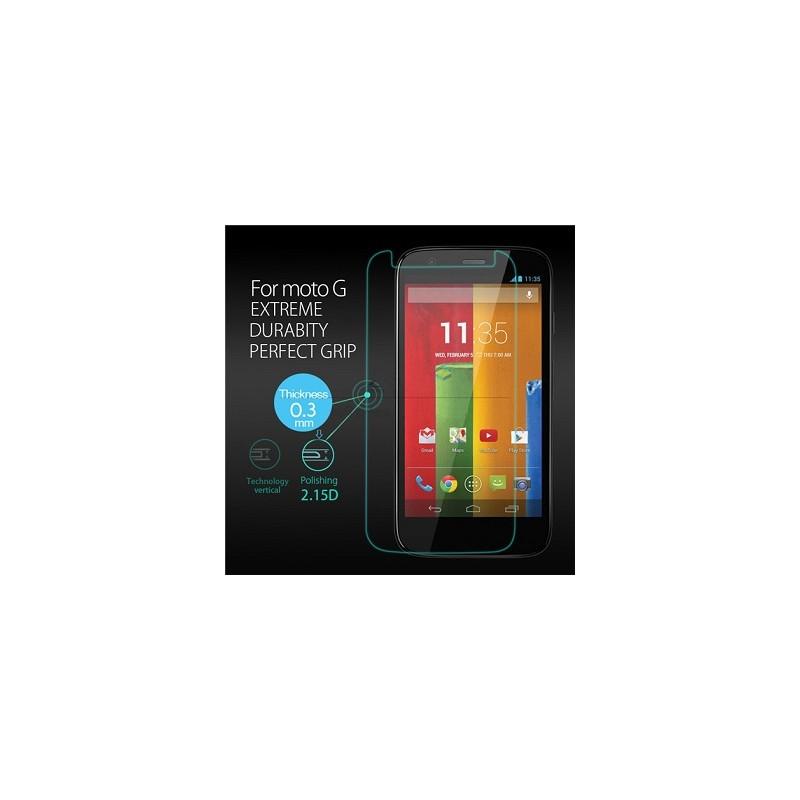 Lamina De Vidrio Templado Motorola MOTO G Ultra Resistente