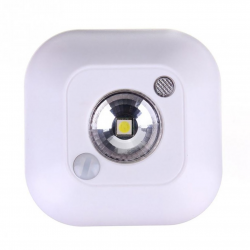 Lampara LED de Pared Con...