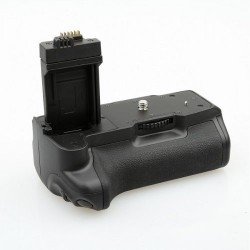 Battery Grip DSTE para Canon BG-E8 T2i T3i T4i 550d 600d etc