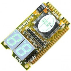 Tarjeta Tester Placa Madre PCI-E Notebook Detecta Errores