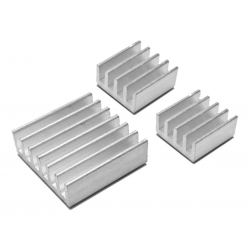 Pack 3 Disipador Aluminio...