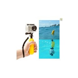 Soporte Flotador para cámara Go Pro Hero 1 2 3