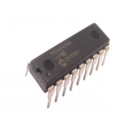 Modulo DIP-18 PIC16F628A...