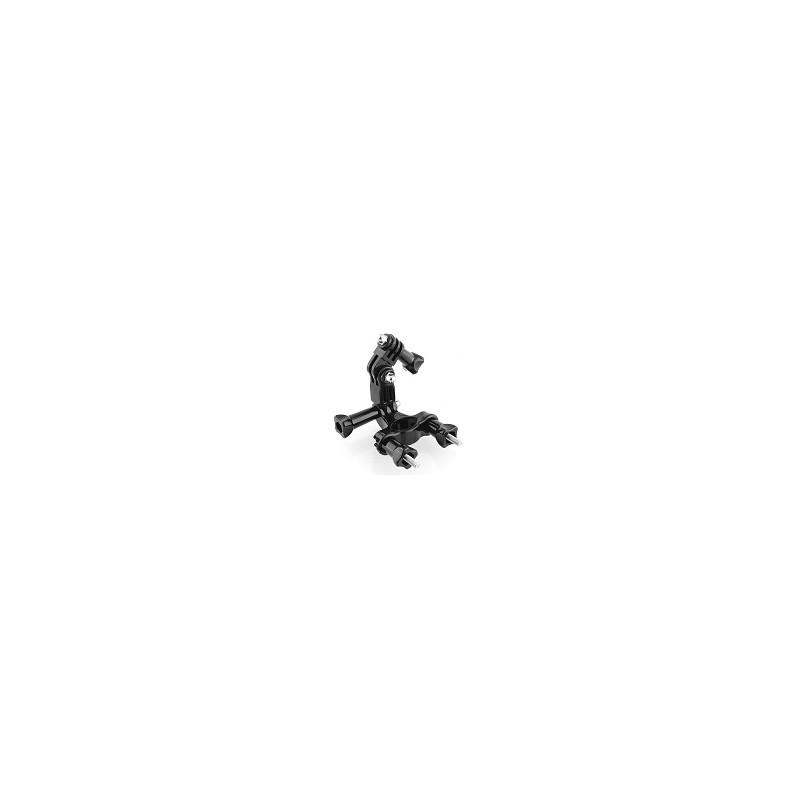 SOPORTE BICICLETA MOTO GOPRO Hero 3+ / 3 / 2 / 1 GIRO 360° TOZ