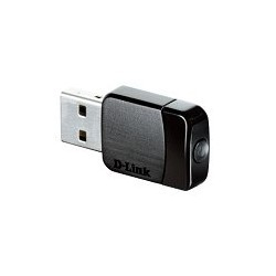 Adaptador Wifi D-Link DWA-171 Wireless AC DUAL