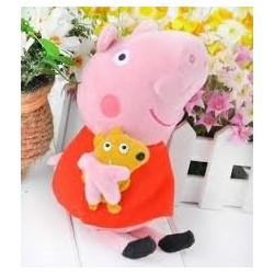 Peppa Pig 19 Cm Peluche Ultra Suave