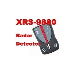 Detector de Radar XRS 9880 16 Bandas Laser 360°