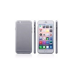 Carcasa Case Gel TPU Transparente para iPhone 6 6G