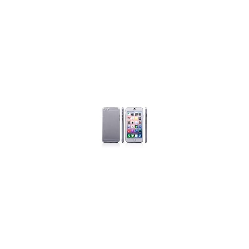 Carcasa Case Gel TPU Transparente para iPhone 6 6G