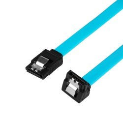 Cable Sata 3 Iii 90° 6gb/s...