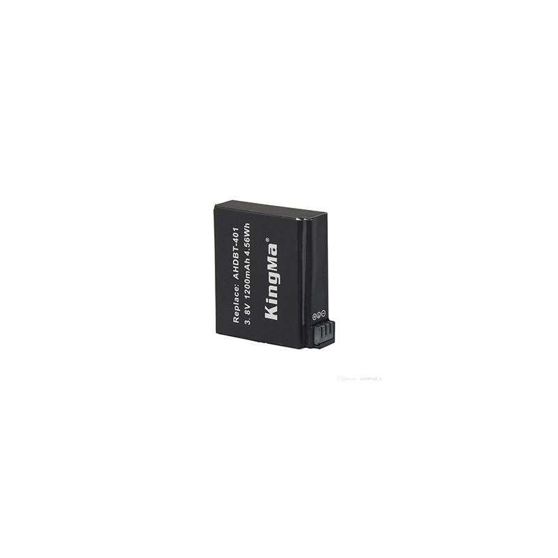 Bateria para Camara GoPro Go Pro Hero 4 AHDBT-401