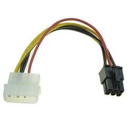 Cable Molex 4 Pin A Pci-e 6...