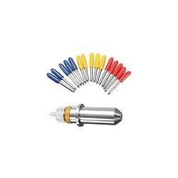 Sujetador Cuchilla Para Plotter de Corte 15 cuchillas 30/40/60 Grados